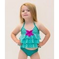 Mermaid tankini for little girls