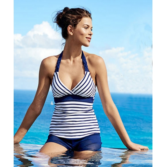 Ladies tankini swim costumes