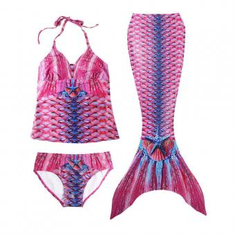 mermaid bathing suit toddler